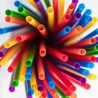 Gruppo cannucce bio evo colorate